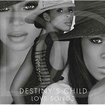 Destiny's Child - Love Songs [CD] USA import