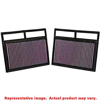 K & N Drop-in-High-Flow Luftfilter 33-2412 passt: MAYBACH 2003-2009 57 V12 5,5 20