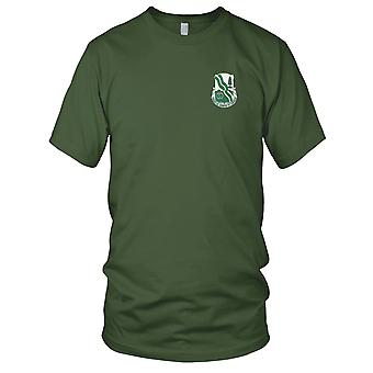 US Army - 784th Tamk Battalion Embroidered Patch - Mens T Shirt