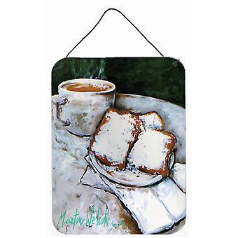 Beignets Breakfast Delight Wall or Door Hanging Prints