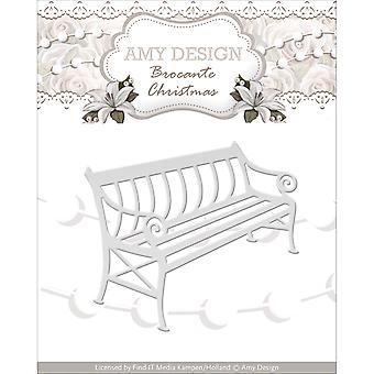 Find It Trading Amy Design Brocante Christmas Die-Bench ADD10035