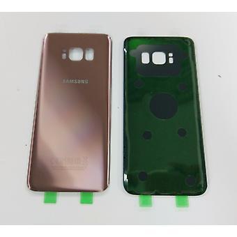 Samsung s8 Plus takaisin-Pink Rose-alkuperäisen laadun
