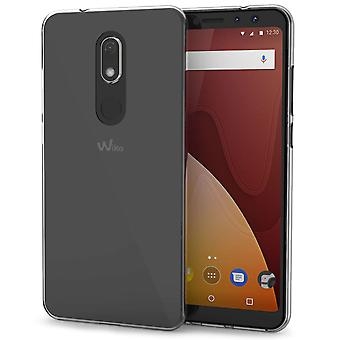 Wiko View Prime TPU Gel Case - Clear