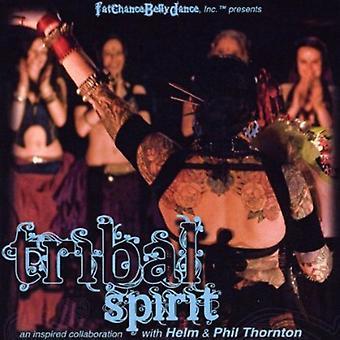 Leme - espírito Tribal [CD] EUA importar