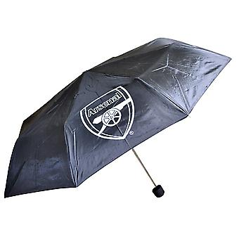 Arsenal FC Official Foldable Football Crest Umbrella