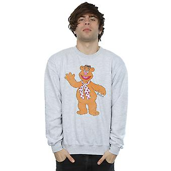 Muppets Men's Classic Fozzy Sweatshirt
