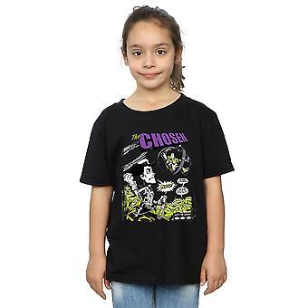 Disney Girls Toy Story Comic Cover T-Shirt