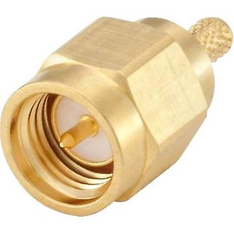 SMA connector Plug, straight 50 Ω Rosenberger 32S107-303L5