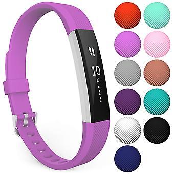 Fitbit Alta correa solo grande - violeta