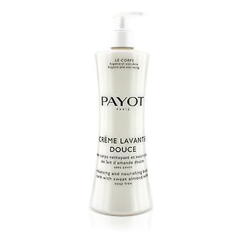 Payot Le Corps Creme Lavante Douce - Cleansing & Nourishing Body Care 400ml/13.5oz