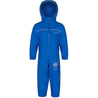 Regatta Boys & Girls Puddle IV Waterproof All-In-One Suit
