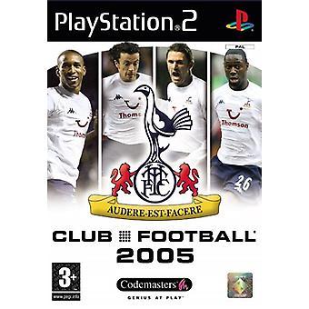 Club Football Tottenham 2005 (PS2)