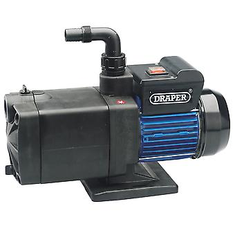 Draper 56227 100L/Min (Max) 1000W 230V Multistage Surface Mounted Pump