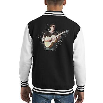 James Bay Live At TRNSMT Festival Kid's Varsity Jacket