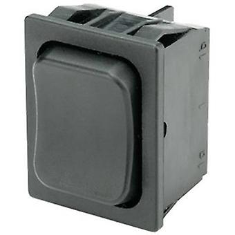 Marquardt Toggle switch 1839.1402 250 V AC 6 A 2 x (On)/Off/(On) IP40 momentary/0/momentary 1 pc(s)