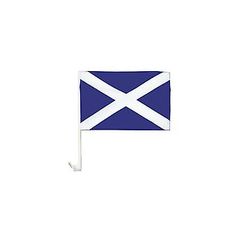 Union Jack Wear Scotland Car Flag