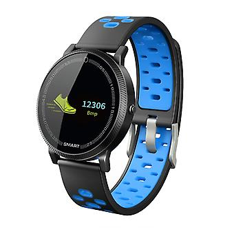 Q4 Neat and Water resistant Activity bracelet-Blue