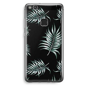 Huawei Ascend P10 Lite Transparent Case (Soft) - Simple leaves