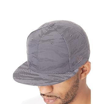 New Era Graphite 3D Camo 59Fifty Fitted Cap