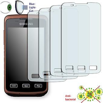 Samsung S5690M Galaxy Rugby display protector - Disagu ClearScreen protector