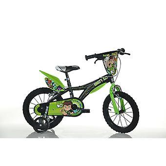 Ben 10 cykel størrelse 14,0 tommer