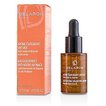 Delarom Anti-Ageing Balancing Aroma - 15ml/0.5oz