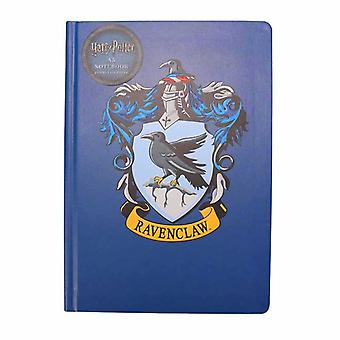 Harry Potter Notebook Ravenclaw House Crest new Official 240 Pages A5 Blue