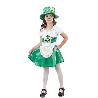Bnov Leprechaun Girl Costume