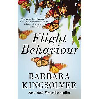 Flight Behaviour (Main) by Barbara Kingsolver - 9780571290802 Book