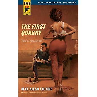 Første steinbruddet av Max Allan Collins - 9780857683649 bok