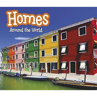 Homes Around the World by Clare Lewis - 9781406281958 Book