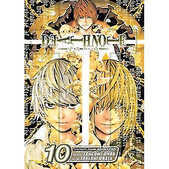 Death Note - v. 10 von Tsugumi Ohba - Takeshi Obata - 9781421511559 Buch