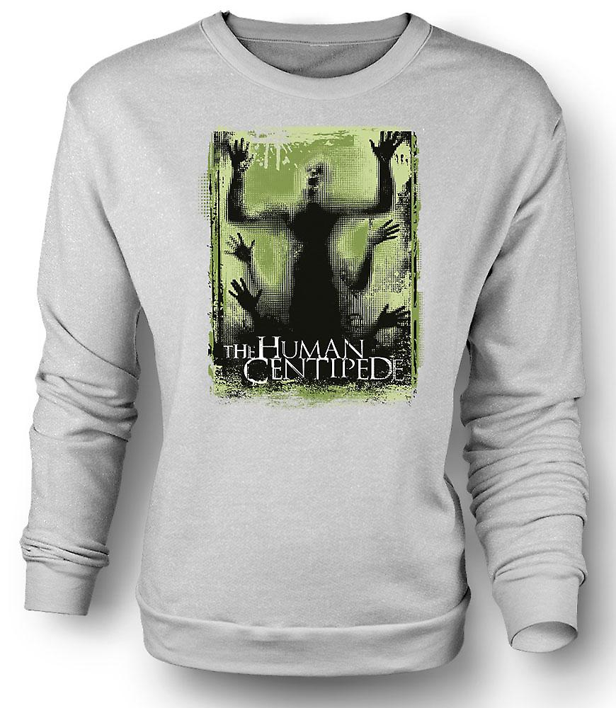 Mens Sweatshirt The Human Centipede - Movie