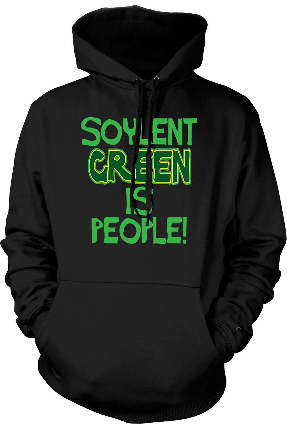 Kids Hoodie - Soylent Green Is People - Funny