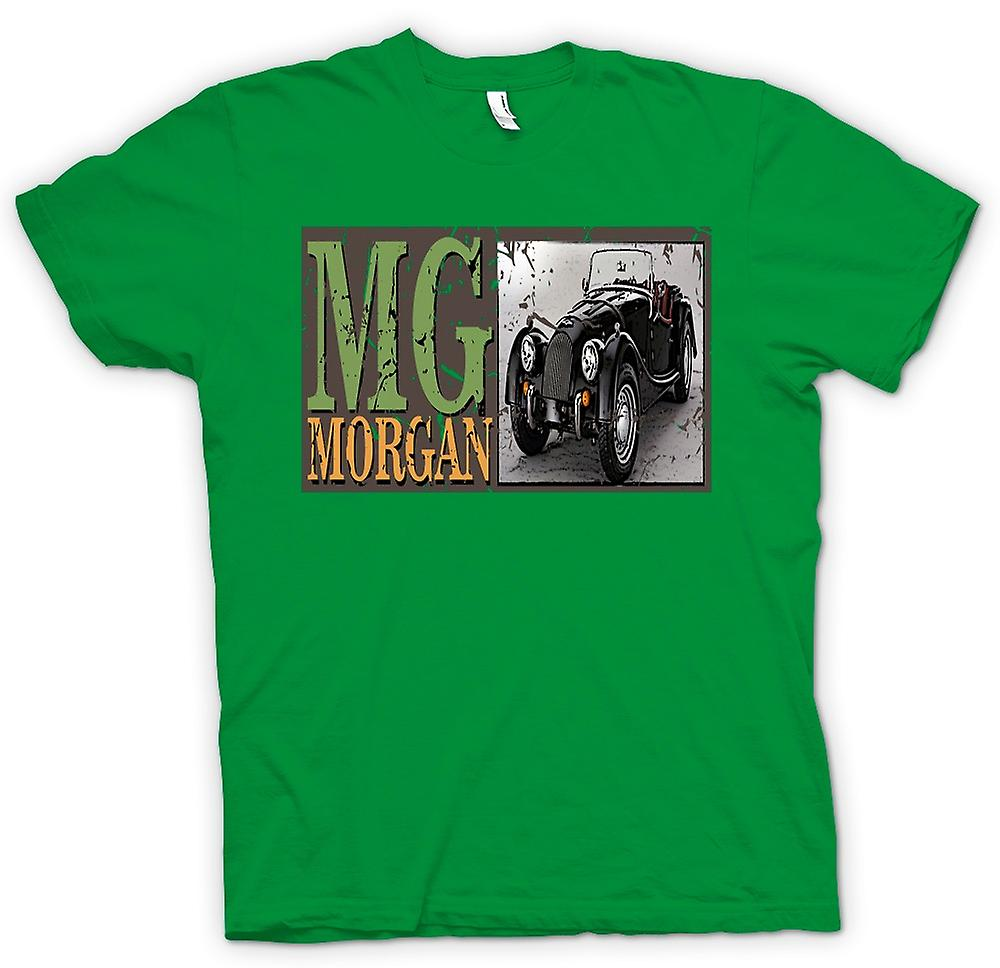 Heren T-shirt-Mg Morgan Classic