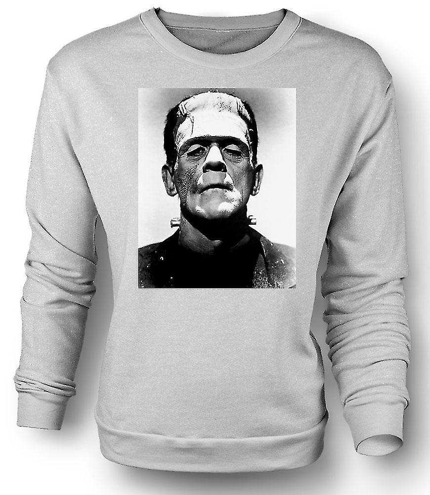 Mens Sweatshirt Frankenstein Classic
