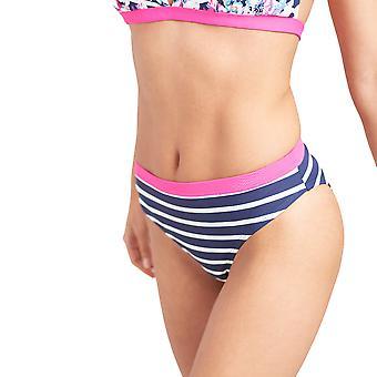 Joule Womens Nixie konturiert Panel Strand Bikini Bottoms