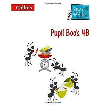Upptagen Ant matematik Europeiska edition - elev boken 4B