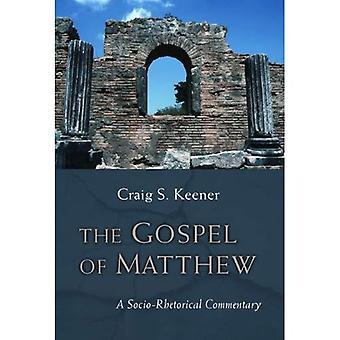 Evangelie van Matthew: een sociaal-retorische commentaar