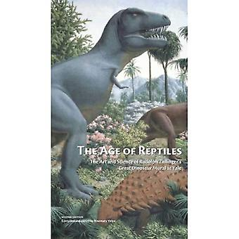 The Age of Reptiles: The Art and Science of Rudolph Zallinger's Great Dinosaur Mural at Yale...