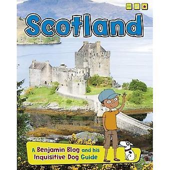 Land-Guides mit Benjamin Blog und seine neugierigen Hund Pack B 6