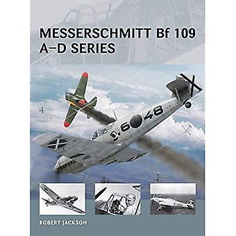 Série de Messerschmitt Bf 109 A-D (Air Vanguard)