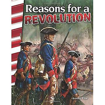 Reasons for a Revolution (America's Early Years) (Primary Source Readers)