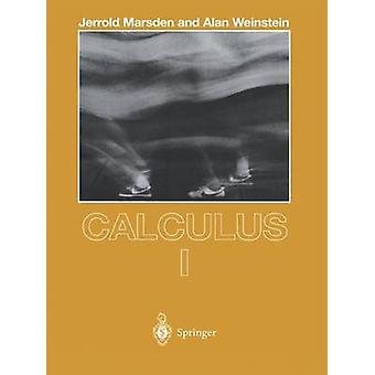 Calculus I by J. Marsden