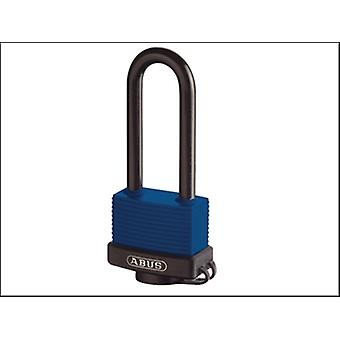 ABUS 70IB/50HB80 50mm Brass Marine Padlock 80mm Stainless Shackle Carded