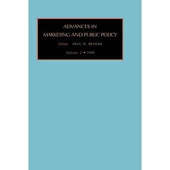 ADV bei der Vermarktung der öffentlichen Ordnung Vol 2 von Bloom & Paul N.