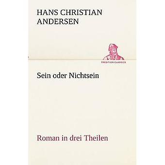 Nichtsein oder sein par Andersen & Hans Christian