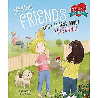 Our Values: Making Friends:� Emily learns about tolerance (British Values)