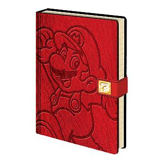 Super Mario Bros. A5 Premium Hardback Notebook