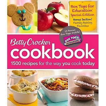 Betty Crocker Cookbook - Holiday Baking Box Tops Edition (11th Revise